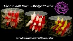 Ball Baits #Edge #Evolve