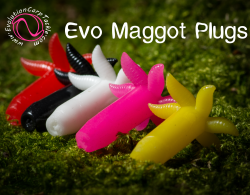 Evo Maggot Plugs