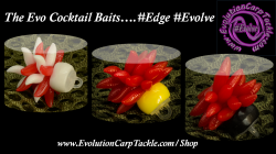 The Cocktail Baits #Edge #Evolve