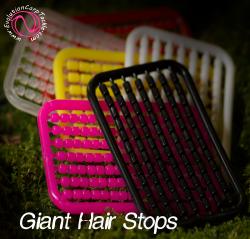 Evo Giant Hair Stops