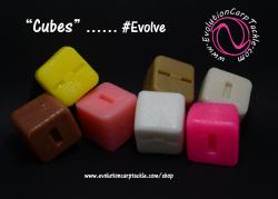 Cubes 7 colours