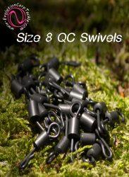 Evo Size 8 QC Swivels